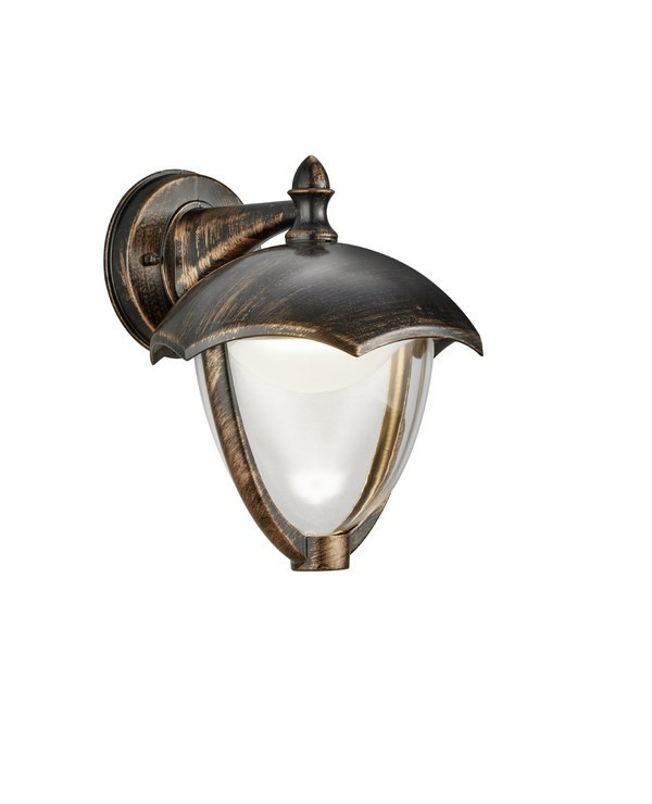 Stylish outdoor wall lamp GRACHT downwards 221967128