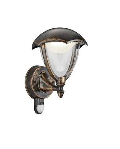 Stylish outdoor wall lamp GRACHT directed upwards 221969128