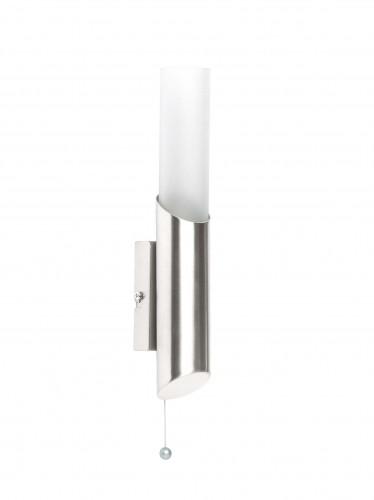 ANDALUZ Wall lamp satin chrome