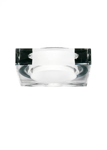 Eyelet Fabbian Faretti LUI D27 F09 00 halogen GU5,3 12V luminaire