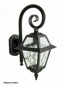 External wall lamp Witraż K 3012/1 / N small 2