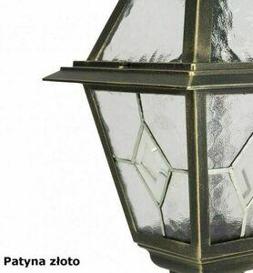 Lampa wisząca pozana Witraż K 1018/1 / N small 2