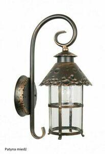 Toledo K 3012/1 / R outdoor wall lamp small 1