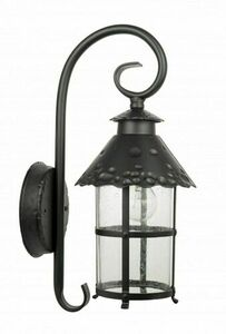 Toledo K 3012/1 / R outdoor wall lamp small 0
