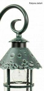 Lampa ogrodowa na stojaczku (54cm) - Toledo K 4011/1 / R small 2