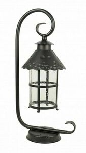 Lampa ogrodowa na stojaczku (54cm) - Toledo K 4011/1 / R small 0