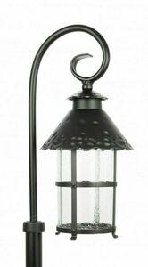Garden lantern on a pendant (166cm) - Toledo K 5002/1 / R small 1