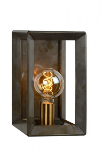 Wall light THUNDER iron E27
