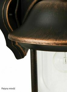 Outdoor hanging lamp Prince K 1018/1 / O small 2