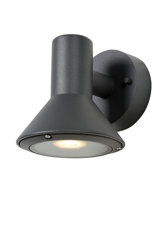 Outdoor wall lamp NANDO-LED anthracite