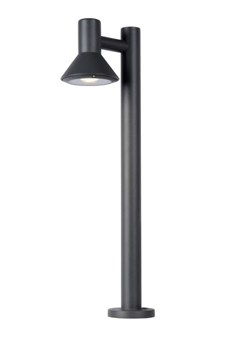 NANDO external standing post anthracite
