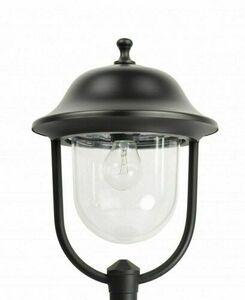 Classic Black Garden Lantern PRINCE K 5002/2 / O small 3