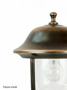 Classic Black Garden Lantern PRINCE K 5002/2 / O small 6