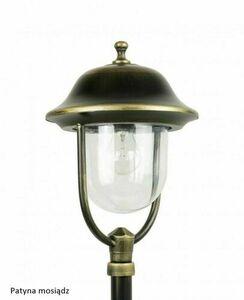 Classic Black Garden Lantern PRINCE K 5002/2 / O small 9