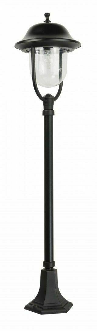 Classic Black Garden Lantern PRINCE K 5002/2 / O