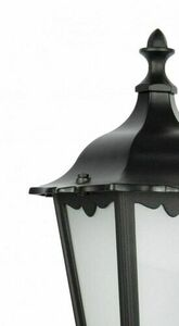 Retro Classic K 4011/1 Vintage standing lamp in black small 1