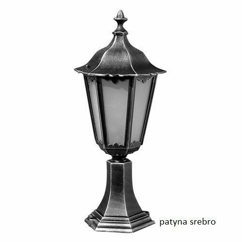 Retro Classic K 4011/1 Vintage standing lamp in black