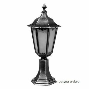 Retro Classic K 4011/1 Vintage standing lamp in black small 2