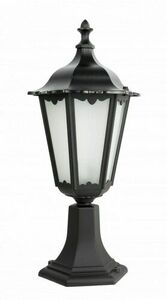 Retro Classic K 4011/1 Vintage standing lamp in black small 0