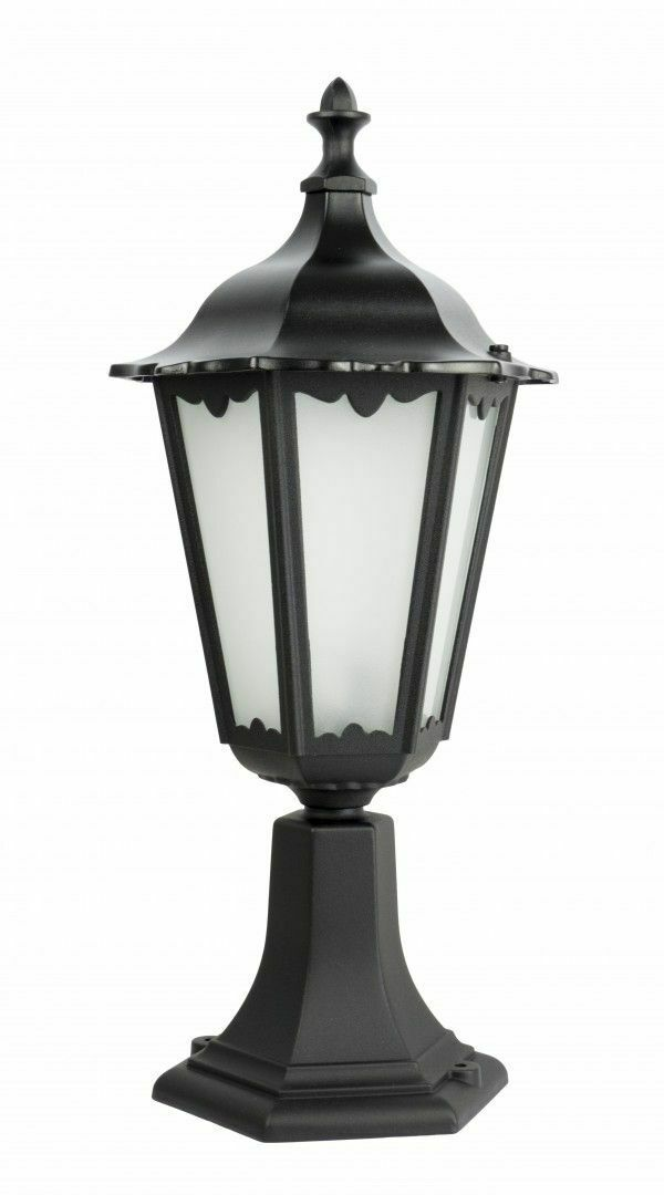 Retro Classic K 4011/1 Vintage standing lamp in black