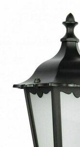 Garden lamp Retro Classic K 5002/3 (87 cm) Vintage black small 3