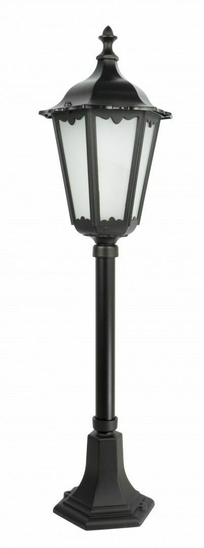 Garden lamp Retro Classic K 5002/3 (87 cm) Vintage black