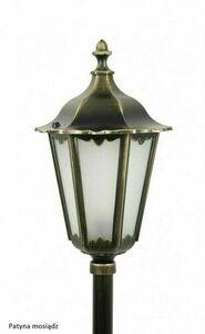 Garden lamp Retro Classic K 5002/2 (114 cm) Vintage black small 5