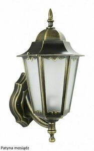 Stylish garden wall lamp Retro Classic II K 3012/1 / DH g small 3