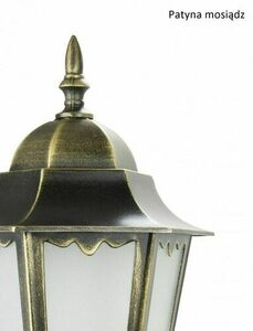 Stylish garden wall lamp Retro Classic II K 3012/1 / DH g small 4