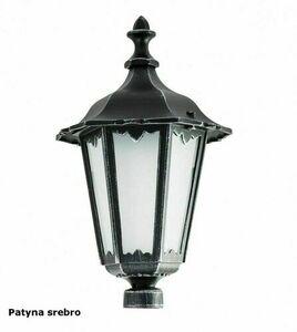 Garden lamp Retro Midi K 1018 M Vintage black small 1
