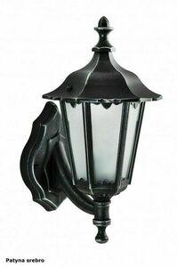 Garden wall lamp Retro Midi K 3012/1 / M g Vintage black small 1