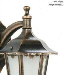 Garden wall lamp Retro Midi K 3012/1 / M g Vintage black small 2