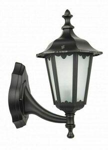 Garden wall lamp Retro Midi K 3012/1 / M g Vintage black small 0