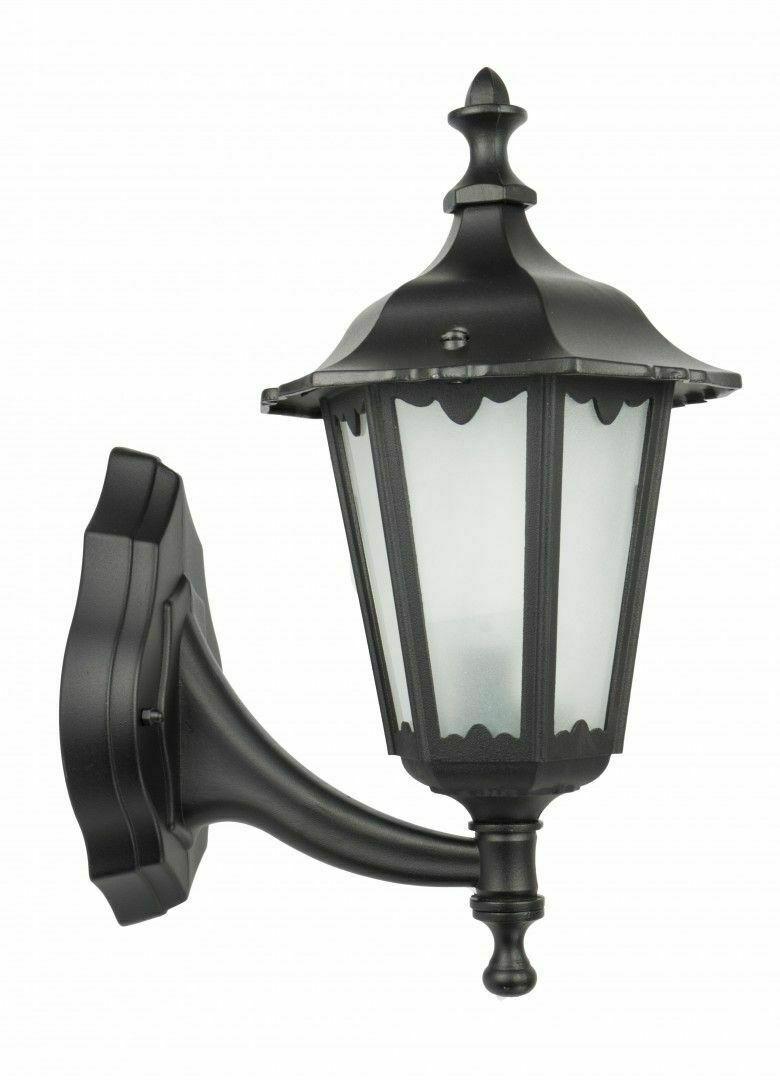 Garden wall lamp Retro Midi K 3012/1 / M g Vintage black