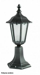Garden lamp Retro Midi K 4011/1 M small 2