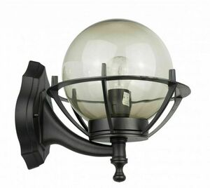 Outdoor wall lamp Kule with basket 200 K 3012/1 / KPO small 1