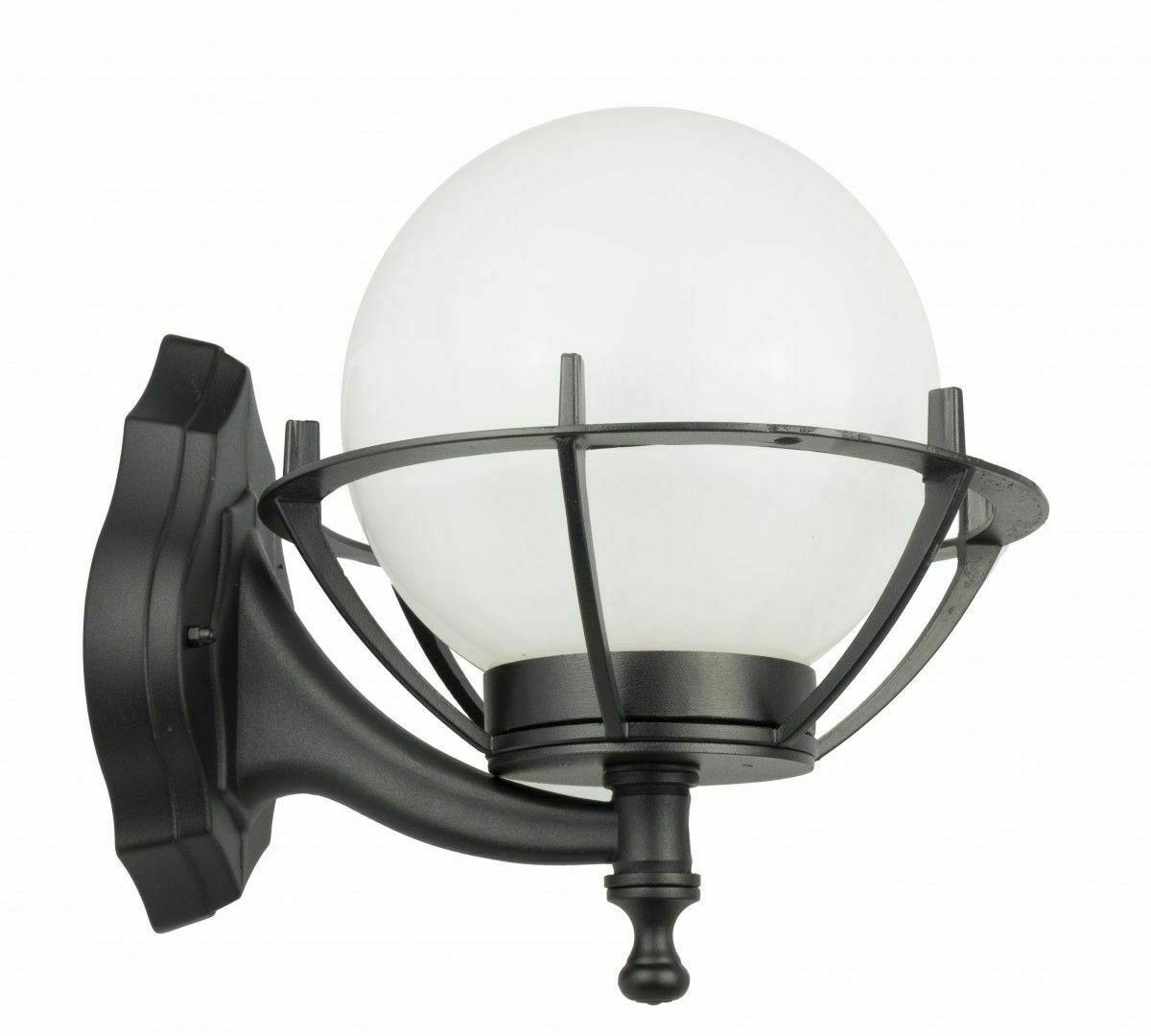 Outdoor wall lamp Kule with basket 200 K 3012/1 / KPO