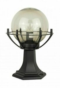 Lampa - ball with basket standing garden (39cm) - 200 K 4011/1 / KPO small 1