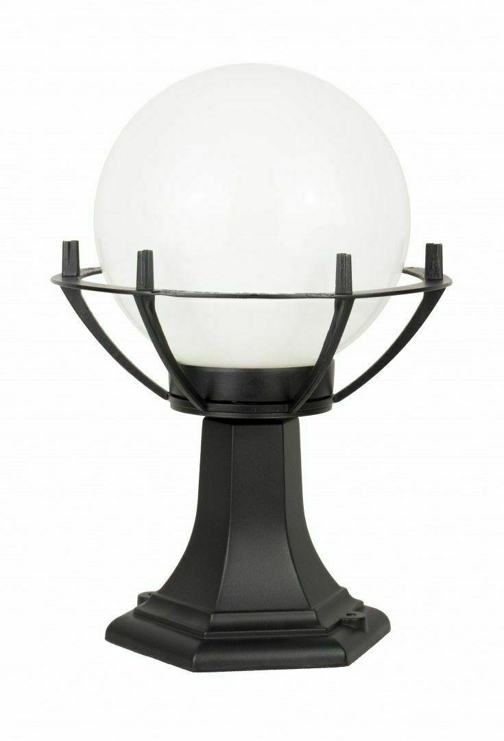 Lampa - ball with basket standing garden (39cm) - 200 K 4011/1 / KPO