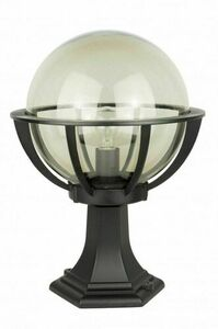 Lampa - ball with basket standing garden (43cm) - K 4011/1 / KPO 250 small 1