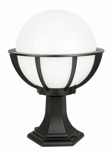 Lampa - ball with basket standing garden (43cm) - K 4011/1 / KPO 250