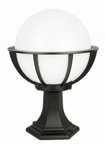 Lampa - ball with basket standing garden (43cm) - K 4011/1 / KPO 250 small 0