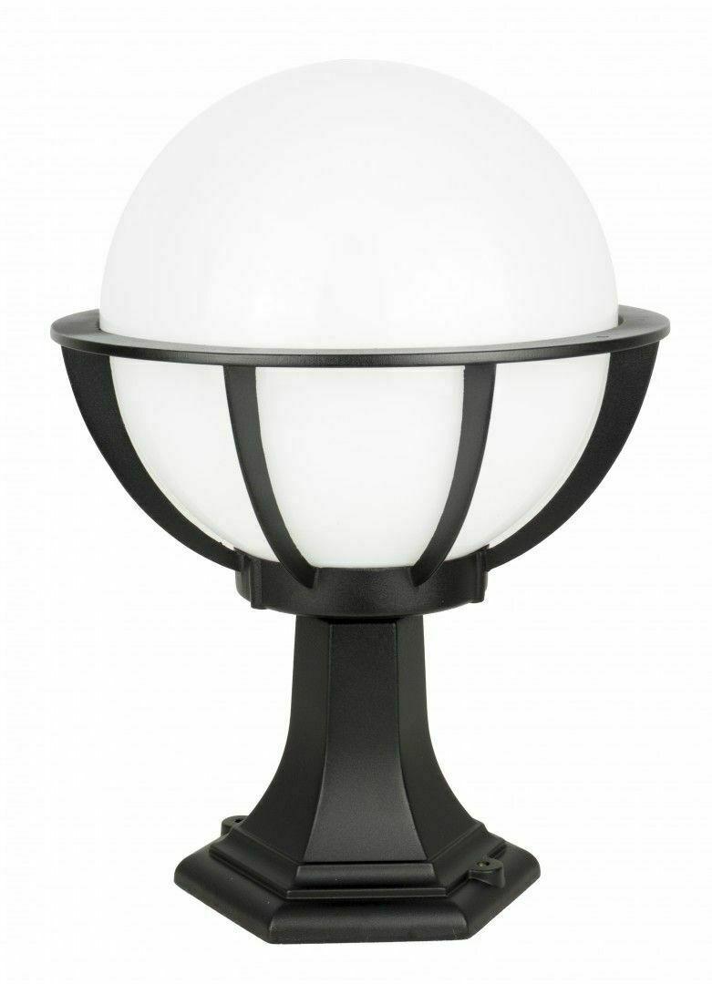 Lampa - ball with basket standing garden (43cm) - K 4011/1 / KPO 250