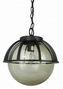 Outdoor pendant lamp Kule with a basket 250 K 1018/1 / KPO 250 small 1