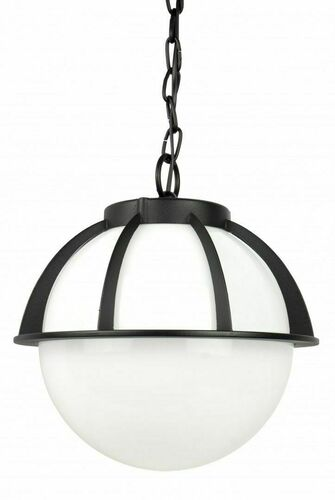 Outdoor pendant lamp Kule with a basket 250 K 1018/1 / KPO 250