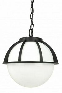 Outdoor pendant lamp Kule with a basket 250 K 1018/1 / KPO 250 small 0