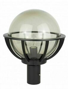 Lamp - a basket with garden standing basket (130 cm) - K 5002/1 / KPO 250 small 3