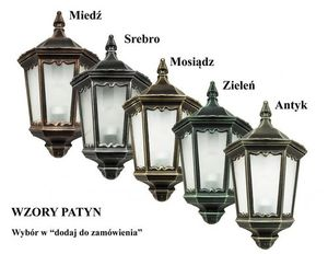 Adjustable lantern - 2-point with balls in baskets (145 - 245 cm) - OGM2 KPO 250 small 3