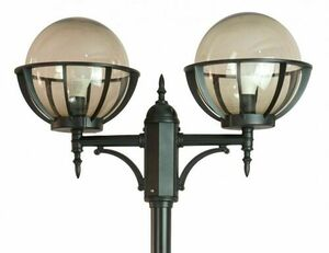 Adjustable lantern - 2-point with balls in baskets (185 - 285 cm) - OGMWN2 KPO 250 small 3