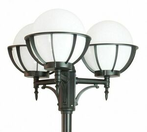 Kule garden lantern with basket 250 OGMWN 3 KPO 250 black small 2
